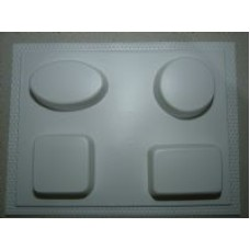 Four Cavity on one Mould