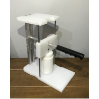 Bath Bomb mould for use with manual press