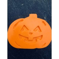 Bath Bomb Mould Pumpkin