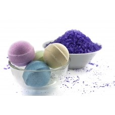 Bath Bomb Assessment Foaming Flexi Fine Fragrances