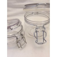 PET Clear Kilner Style Jar 150ml