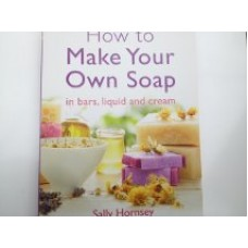 How to make your own soap Book