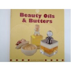Beauty Oils & Butters Book